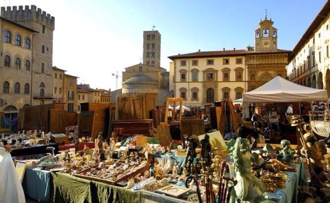 Arezzo fiera antiquaria e non solo for Arezzo antiquariato